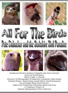 All For The Birds Poster Art